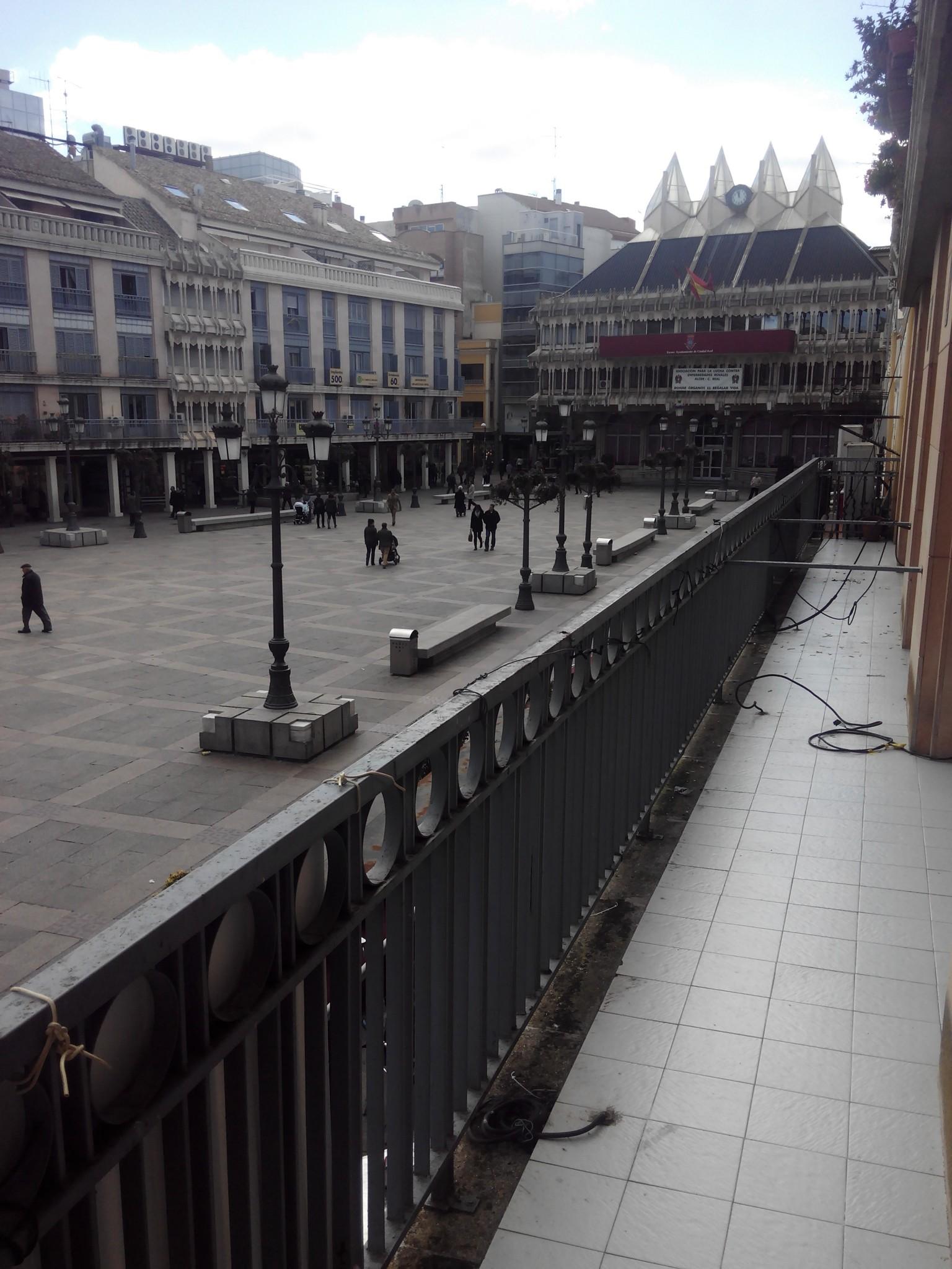 Se alquila Oficina Céntrica en Ciudad Real