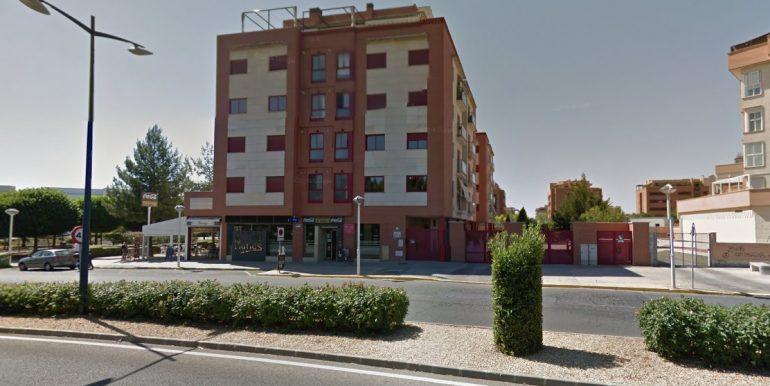 Plazas de Garaje Hospital