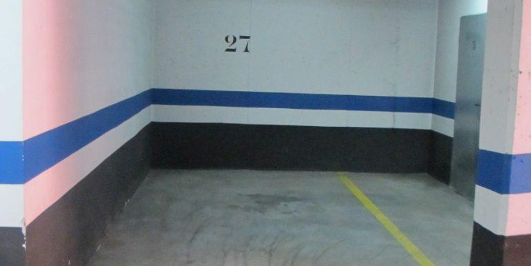 Se alquila Plaza de Garaje 03 005