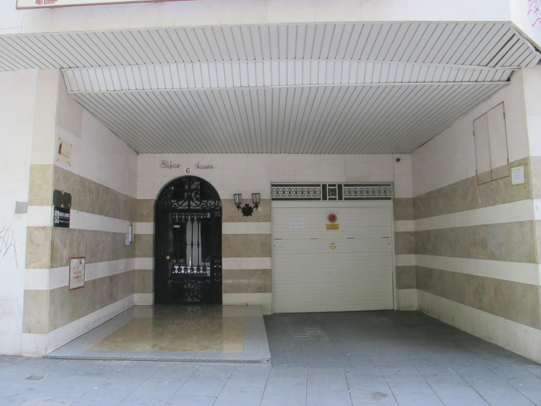 Alquiler Plaza Garaje junto a Plaza Mayor